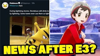 Another New Pokemon Sword And Shield DEMO RUMOUR SHOWS UP