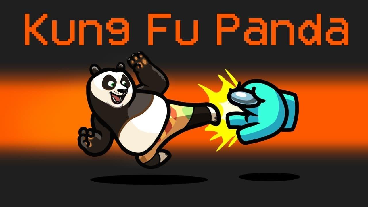 KUNG FU PANDA IMPOSTER in Among Us