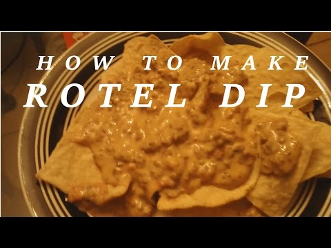 ROTEL DIP: How To Make It
