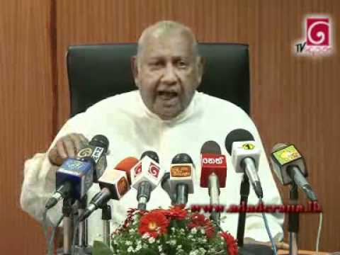 No discussions on leaving the party - Ratnasiri