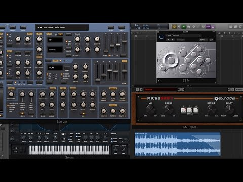 How To Make A Dark Synth Bass