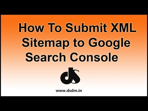How To Submit XML Sitemap to Google Search Console