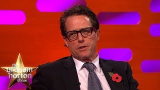 Hugh Grant Fired His Agent Because He Saw His Anus   The Graham Norton Show