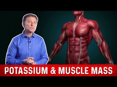 Potassium Prevents Muscle Mass Loss & Body Fat