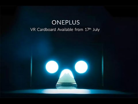 OnePlus Google Cardboard for Rs 99 + Free Shipping at Amazon India