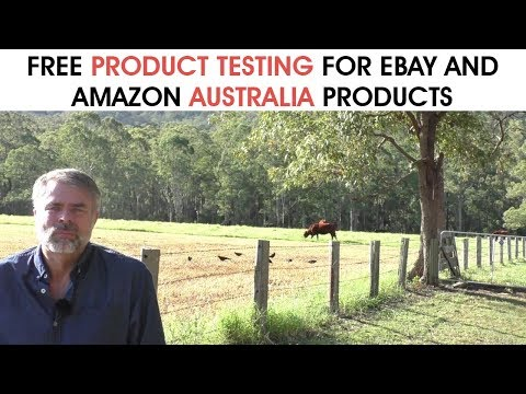 Free Product Testing For eBay And Amazon Australia Products
