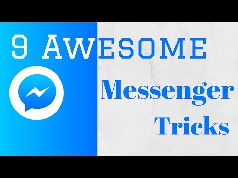 9 Awesome Facebook Messenger Tricks Worth Trying 👌🤘