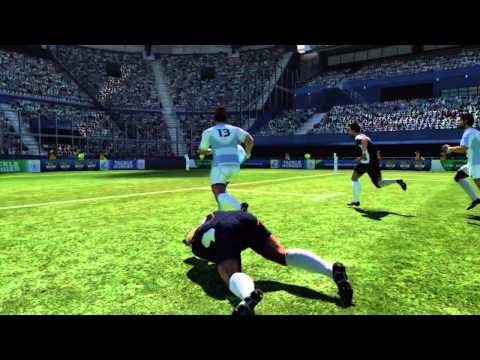 Rugby World Cup 2011 Official Game Trailer