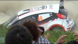 WRC Rally Portugal 2017 (Crash & Fafe Show) Full HD