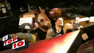 Top 10 Raw moments: WWE Top 10, July 3, 2017
