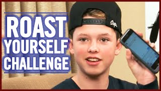 JACOB SARTORIUS - ROAST YOURSELF CHALLENGE!