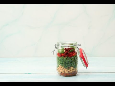 Soup in a jar – Savory