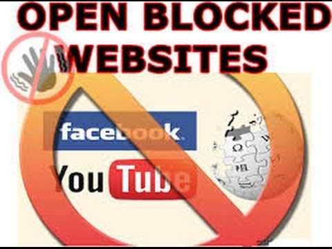 [TUT] How to Bypass School Blocked Websites! | Working 2016 [READ DESC]