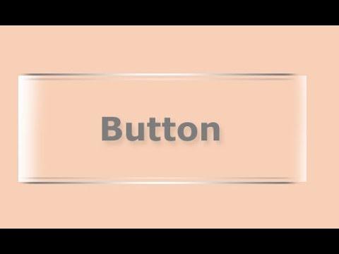 how to make a transparent button