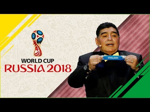 MY RUSSIA WORLD CUP 2018 PREDICTIONS!!