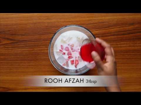 Watermelon Smoothie Recipe - Homemade Watermelon Milkshake