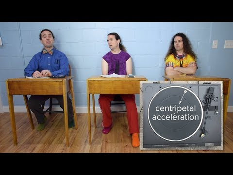 Centripetal Acceleration Introduction