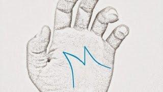 Tin nhanh 24/7 - Đường chỉ tay hình chữ M: Không là người giàu thì cũng rất tài