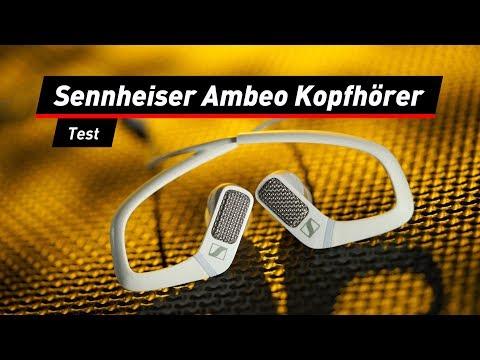 Sennheiser Ambeo: Headset für filmreifen Stereo-Ton