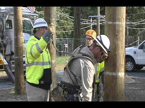 Teach Me: utility lineman