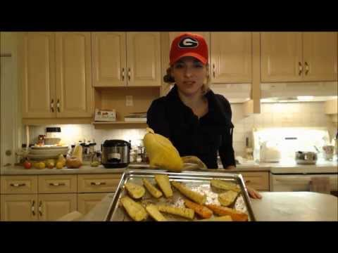 How to Roast Parsnips: Cooking with Kimberly