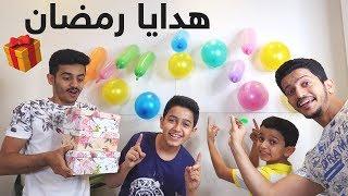تحدي السهم على البالونات - طلع له سمبوسة😂