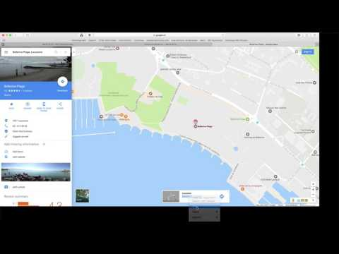 How to find a place coordinates with Google Maps for Wordpress