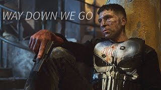 Frank Castle (the Punisher) | Way Down We Go
