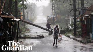 Super-cyclone Amphan batters India and Bangladesh