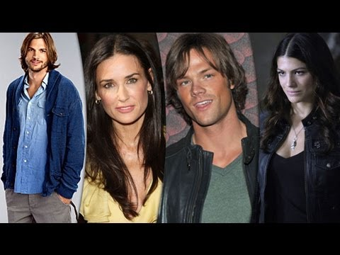 Ashton Kutcher's Mistress, Sara Leal, Speaks Out and Padalecki's  'Supernatural' Baby
