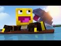 EATEN ALIVE BY SHARKS?! - Minecraft RAFT ROLEPLAY - (Minecraft Roleplay)