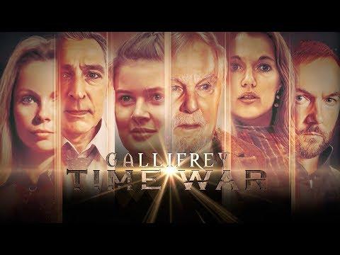 Gallifrey: Time War Trailer | Doctor Who
