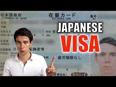 How to get a Japanese visa | Moving to Japan