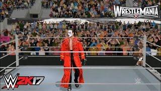 WWE 2K17 - Sting vs. Triple H: Wrestlemania 31