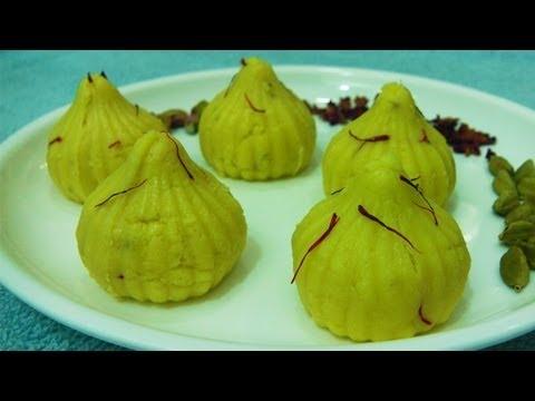 Mawa Modak Recipe | Ganesh Chaturthi Special Modaks