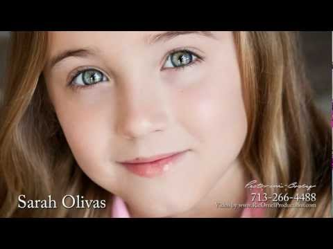 Sarah Olivas is represented by Pastorini-Bosby Talent-a Texas top talent agency