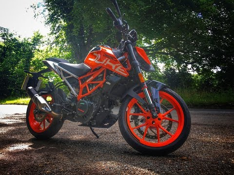 Living with the 2017 KTM 390 Duke - Long Term Review