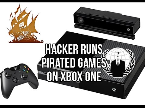 Hacker On 4Chan Plays Pirated Game On The Xbox One