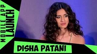 Disha Patani Launches Her Own Official Mobile App | follo.in
