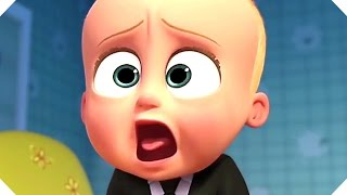 "THE BOSS BABY - ""Let me SLEEP !"" - Final Trailer + Tv Spot (Animation, 2017)"