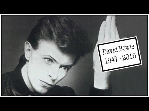 David Bowie, RTE News