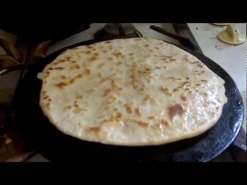 how to make Potato Roti