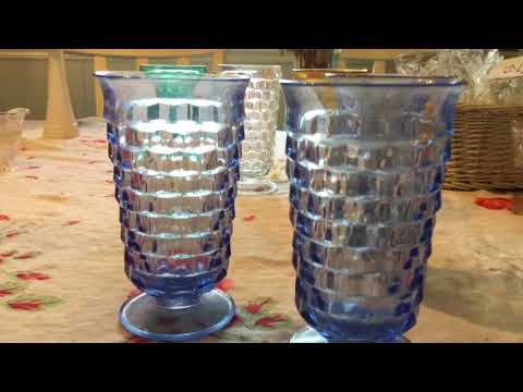 Vintage Goodwill & Thrift Store haul...Glassware, china & collectables