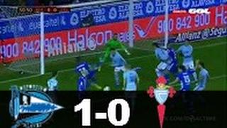 Alavés vs Celta (1-0) RESUMEN & GOLES 08/02/17 - Copa del Rey HD