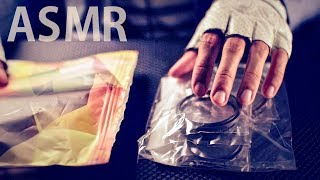 ASMR Extremely CRINKLY Plastic Unwrapping - NO TALKING