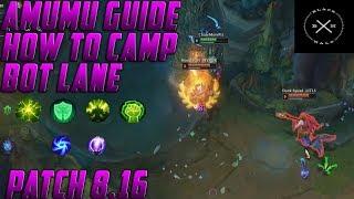 How To Play Amumu Jungle S8 | Amumu Guide: League of Legends Season 8 Amumu Jungle 8.16