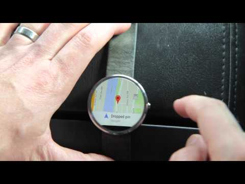 UPDATE: Maps and Driving directions on the Moto 360