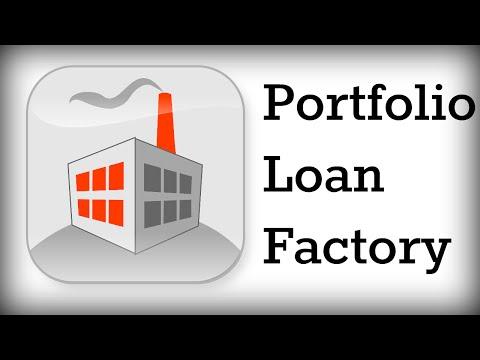 Rare Footage   Sneak Peek Inside the Portfolio Loan Factory