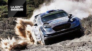 Ott Tänak - Winner Rally Italia Sardegna 2017