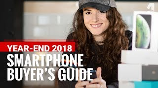 2018 Buyer's guide: The best smartphones of this year's end